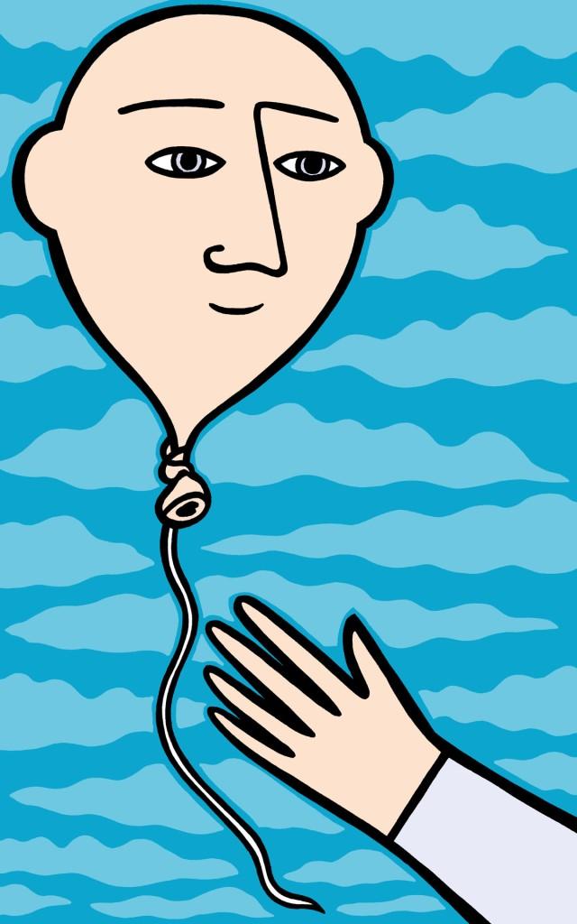 free your mind stock illustration