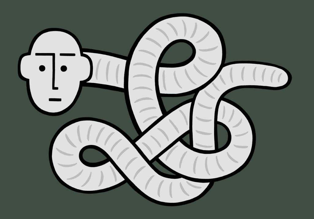 I am a worm